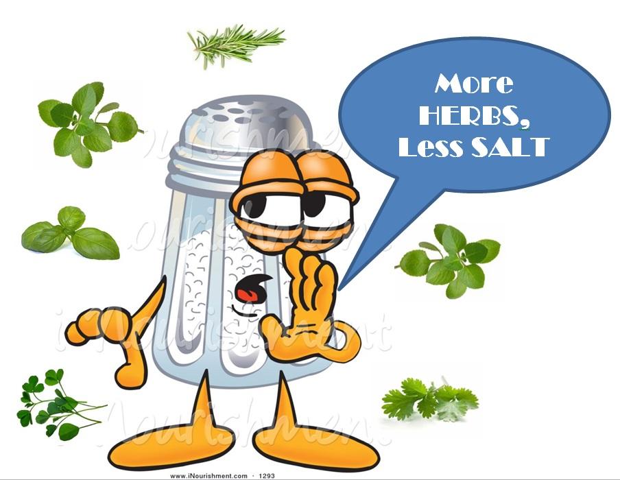 ... Tuesday – More Herbs, Less Salt Day! – Jillian Redefining Wellness